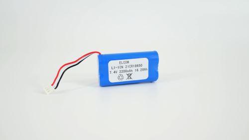Náhradná batéria Euro50