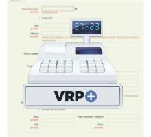 Registrácia virtuálnej pokladnice