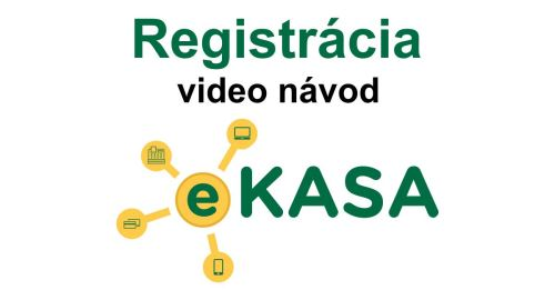 eKasa registrácia