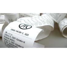 Archivácia pokladničných dokladov